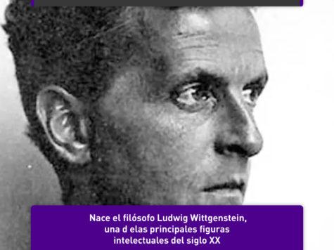 El origen ocultado de Ludwig Wittgenstein