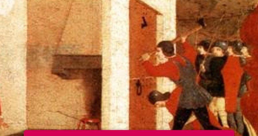 Falsa acusación en Blois: 26 de mayo