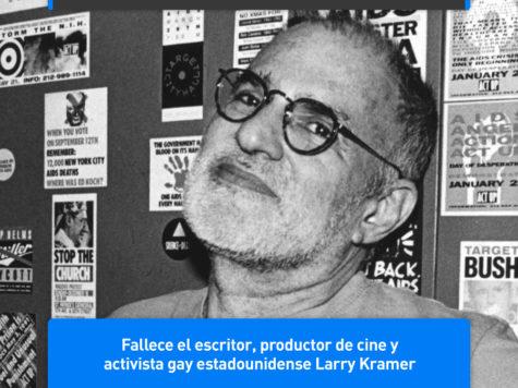 Larry Kramer, productor y activista