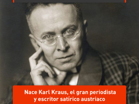 Karl Kraus: 28 de abril
