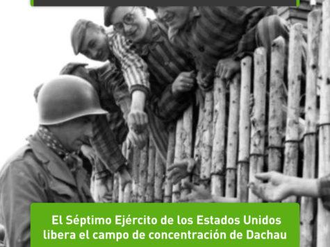 La liberación de Dachau