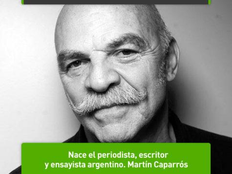 Martín Caparrós: 29 de mayo
