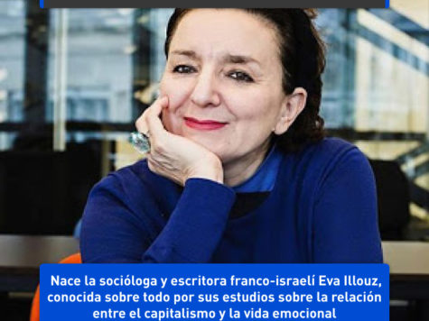 Eva Illouz: 30 de abril
