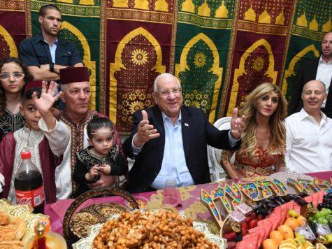 La Mimuna: miel, jametz y puertas abiertas