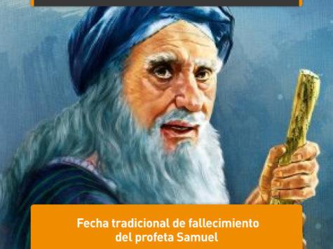 El profeta Samuel: 2 de junio