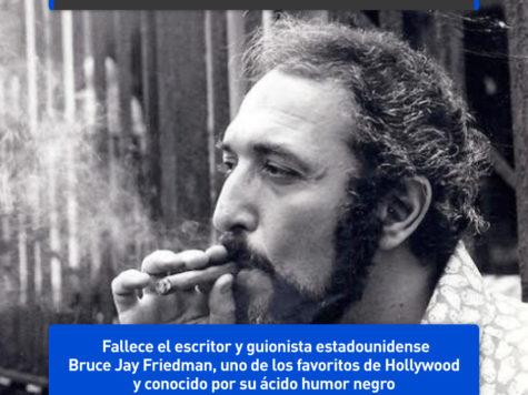 Bruce Jay Friedman: el humor negro en Hollywood