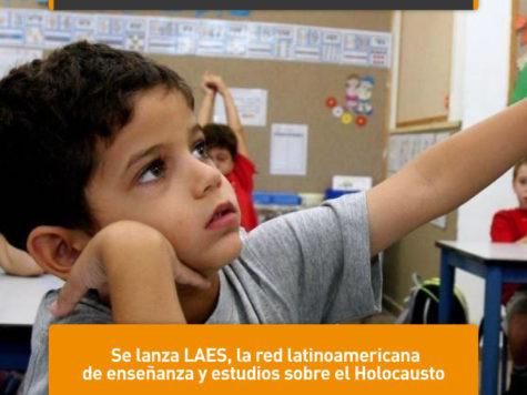 LAES, red latinoamericana de enseñanza y estudios sobre el Holocausto