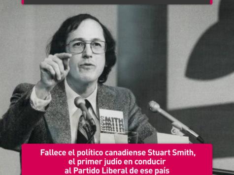 Stuart Smith y el partido liberal canadiense