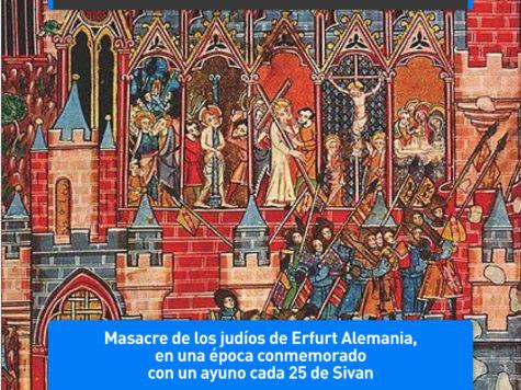 Masacre de Erfurt: 16 de junio