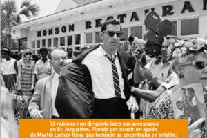 Arresto masivo de rabinos antirracistas en Florida