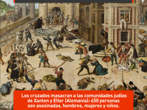 Masacres de los cruzados en Alemania: 27 de junio