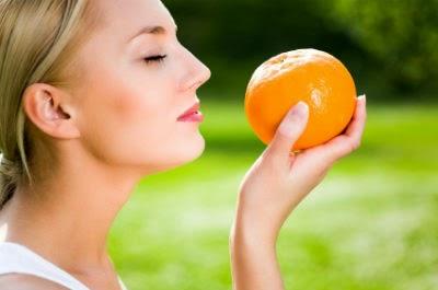 Alimentos afrodisíacos de la cocina judía: la naranja
