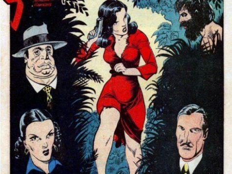 En la edad de oro, las mujeres también escribían cómics