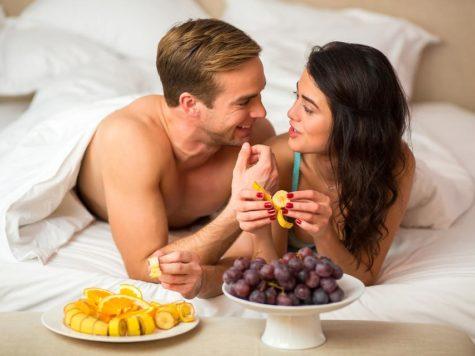 Las uvas como afrodisíacos 1