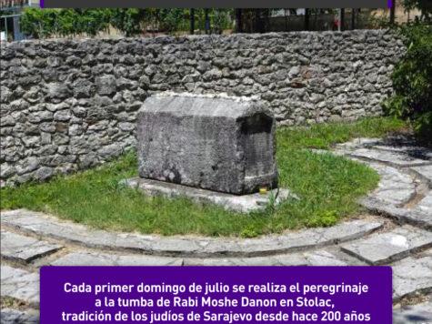 Purim de Saray: peregrinación en Stolac
