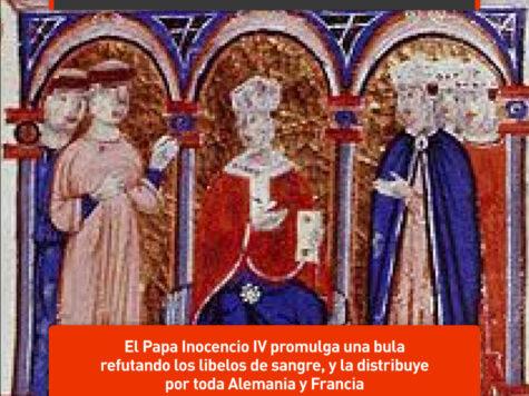 """Inocencio IV, un Papa contra las """"fake news"""""""