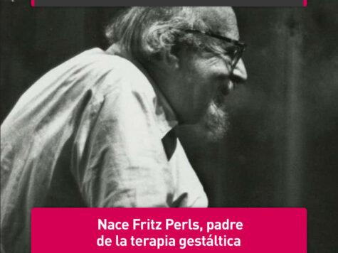 Fritz Perls, padre de la terapia gestáltica