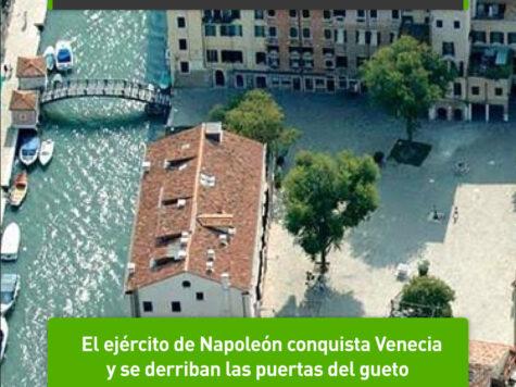 El fin del gueto de Venecia