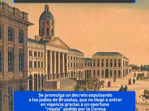 Expulsión de los judíos de Bruselas