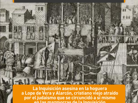 Lope de Vera y Alarcón, un cristiano viejo en las hogueras de la Inquisición