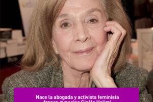 Gisèle Halimi, la Kahina del feminismo