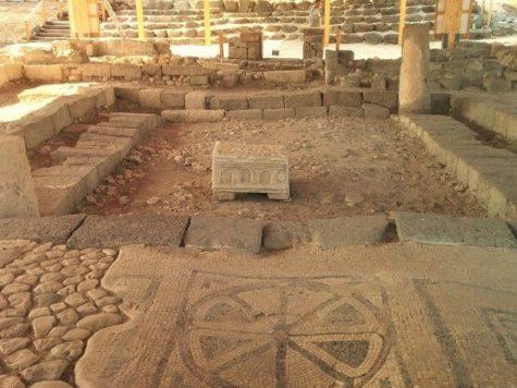 Magdala, la sinagoga donde rezaban Jesús y María Magdalena