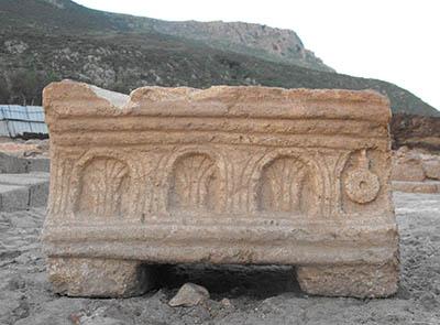 Magdala, la sinagoga donde rezaban Jesús y María Magdalena 2