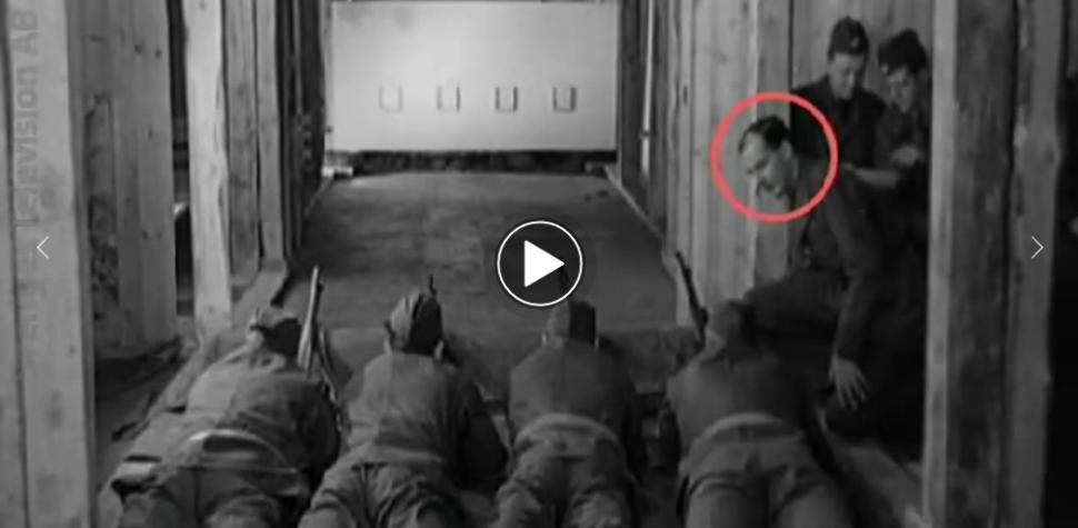 Así era el héroe del Holocausto Raoul Wallenberg: filmación inédita
