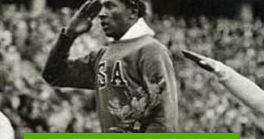 Comienzan las Olimpiadas de Hitler