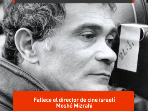 Moshé Mizrahi, ganador del Oscar