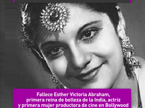 Esther Abraham, primera Miss India