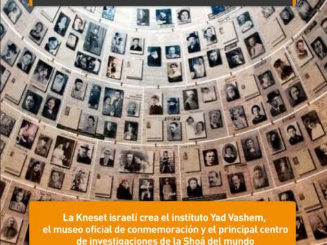 Yad Vashem y los nombres que nunca serán borrados