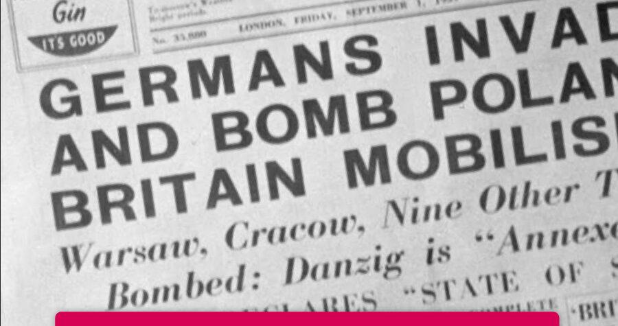 Los nazis invaden Polonia: comienza la Segunda Guerra Mundial y el Holocausto