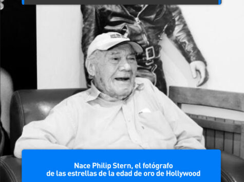 Philip Stern, el fotógrafo de las estrellas de Hollywood