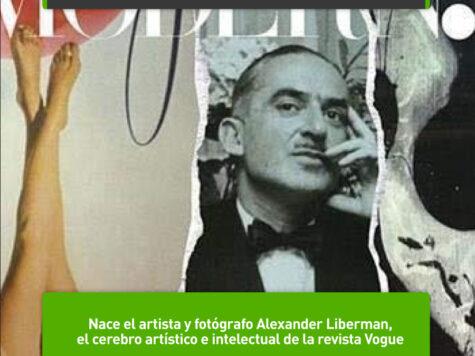 Alexander Liberman, el cerebro de Vogue