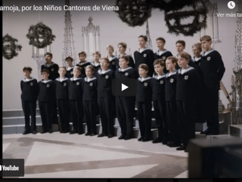 En Kamoja, por los Niños Cantores de Viena