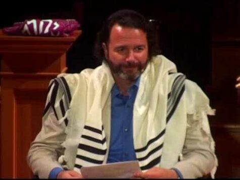 Vidui y Al Jet, el centro confesional de Yom Kippur