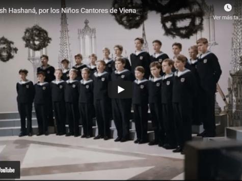 Be Rosh Hashaná, por los Niños Cantores de Viena