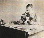 Despacho de Miep Gies, Jo Kleiman y Bep Voskuijl de la casa de Ana Frank
