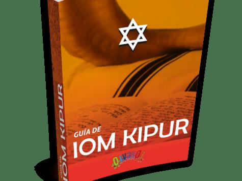 Libro gratis: Guía de Yom Kippur