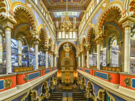 Conociendo la Praga judía: sinagoga de Jerusalem