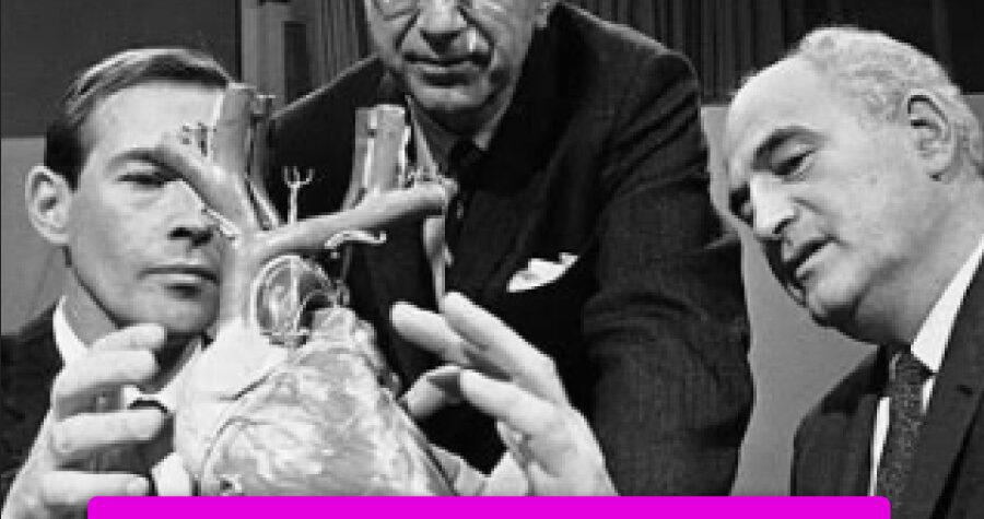 Adrien Kantrowitz y el primer transplante de corazón en los Estados Unidos