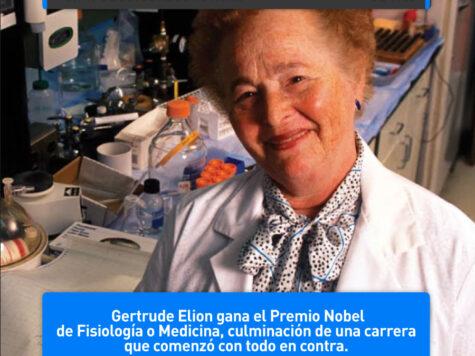 Gertrude Elion, la Premio Nobel que le ganó al machismo