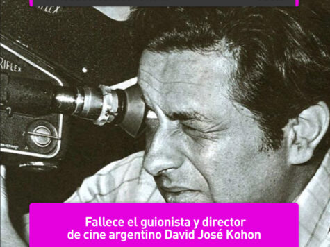 David Kohon, cineasta argentino